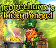 Leprechaun's Lucky Barrel