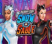 Action Ops Snow & Sable