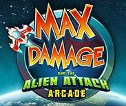 Max Damage & The Alien Attack