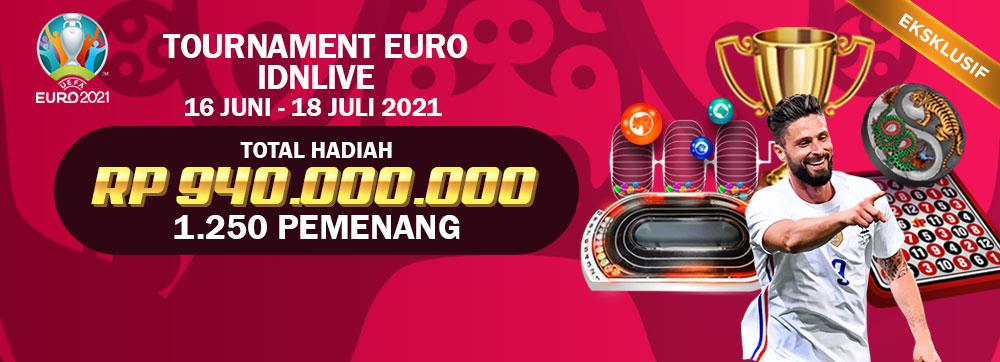 Tournament Idnlive Special Euro
